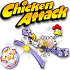 Žaidimas Chicken Attack