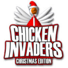 Žaidimas Chicken Invaders 2 Christmas Edition