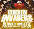 Žaidimas Chicken Invaders 4: Ultimate Omelette Thanksgiving Edition