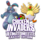 Žaidimas Chicken Invaders 4: Ultimate Omelette Easter Edition