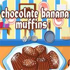 Žaidimas Chocolate Banana Muffins