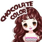 Žaidimas Chocolate Color