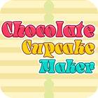 Žaidimas Chocolate Cupcake Maker