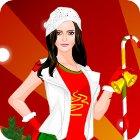 Žaidimas Christmas Gateway Dress Up