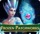 Žaidimas Christmas Patchwork. Frozen