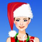 Žaidimas Christmas Pop Star Dress Up
