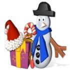 Žaidimas Christmas Puzzle
