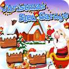 Žaidimas Christmas Sledge Garage