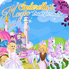 Žaidimas Cinderella Magic Transformation