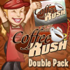 Žaidimas Coffee Rush: Double Pack