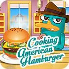 Žaidimas Cooking American Hamburger
