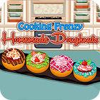 Žaidimas Cooking Frenzy: Homemade Donuts
