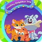 Žaidimas Crafty Neighbor Dog