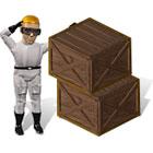 Žaidimas Cube Pusher