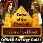 Žaidimas Curse of the Pharaoh: Tears of Sekhmet Strategy Guide