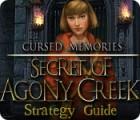 Žaidimas Cursed Memories: The Secret of Agony Creek Strategy Guide