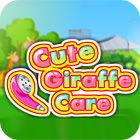 Žaidimas Cute Giraffe Care