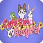 Žaidimas Cute Pet Hospital