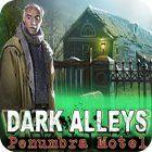 Žaidimas Dark Alleys: Penumbra Motel Collector's Edition