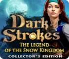 Žaidimas Dark Strokes: The Legend of Snow Kingdom. Collector's Edition