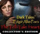 Žaidimas Dark Tales: Edgar Allan Poe's The Tell-Tale Heart Collector's Edition