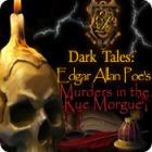 Žaidimas Dark Tales: Edgar Allan Poe`s Murders in the Rue Morgue Collector`s Edition