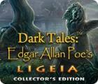 Žaidimas Dark Tales: Edgar Allan Poe's Ligeia Collector's Edition