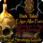 Žaidimas Dark Tales: Edgar Allan Poe's Murders in the Rue Morgue Strategy Guide