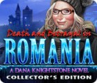 Žaidimas Death and Betrayal in Romania: A Dana Knightstone Novel Collector's Edition
