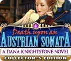 Žaidimas Death Upon an Austrian Sonata: A Dana Knightstone Novel Collector's Edition