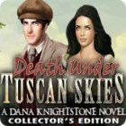 Žaidimas Death Under Tuscan Skies: A Dana Knightstone Novel Collector's Edition