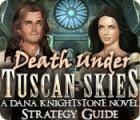 Žaidimas Death Under Tuscan Skies: A Dana Knightstone Novel Strategy Guide