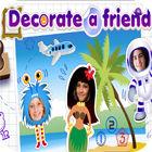 Žaidimas Decorate A Friend