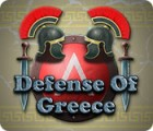 Žaidimas Defense of Greece