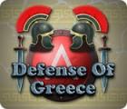 Žaidimas Defense of Greece
