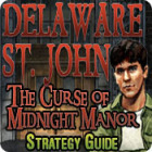 Žaidimas Delaware St. John: The Curse of Midnight Manor Strategy Guide