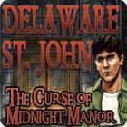 Žaidimas Delaware St. John - The Curse of Midnight Manor