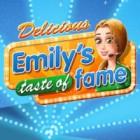 Žaidimas Delicious: Emily's Taste of Fame!