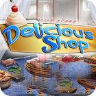 Žaidimas Delicious Shop