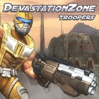 Žaidimas Devastation Zone Troopers