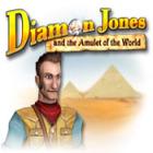 Žaidimas Diamon Jones: Amulet of the World