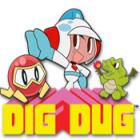 Žaidimas Dig Dug