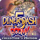 Žaidimas Diner Dash 5: Boom Collector's Edition