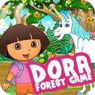 Žaidimas Dora. Forest Game