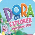 Žaidimas Dora the Explorer: Matching Fun