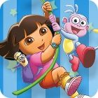 Žaidimas Dora the Explorer: Find the Alphabets