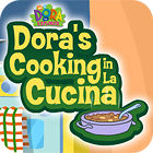 Žaidimas Dora's Cooking In La Cucina