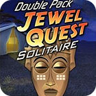 Žaidimas Double Pack Jewel Quest Solitaire