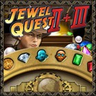 Žaidimas Double Play: Jewel Quest 2 and 3