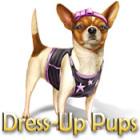 Žaidimas Dress-up Pups